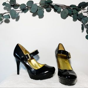 Guess Black Pumps Sz 7.5